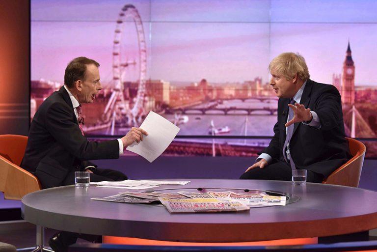«Πόλεμο» στο BBC κήρυξαν ο Μπόρις Τζόνσον και το κόμμα του