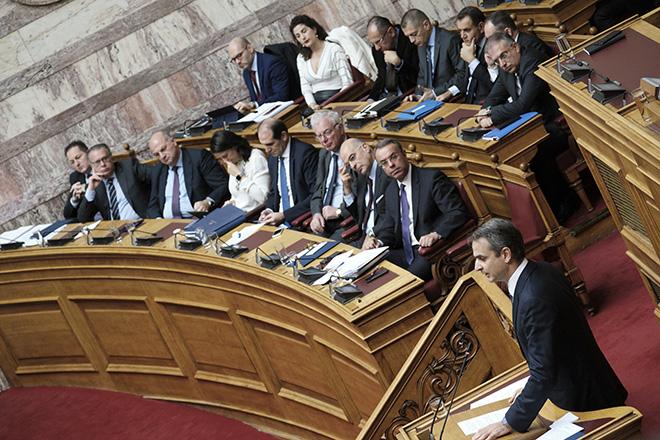 Βουλή: Εγκρίθηκε κατά πλειοψηφία το φορολογικό νομοσχέδιο – Διακομματική στήριξη σε αρκετά άρθρα