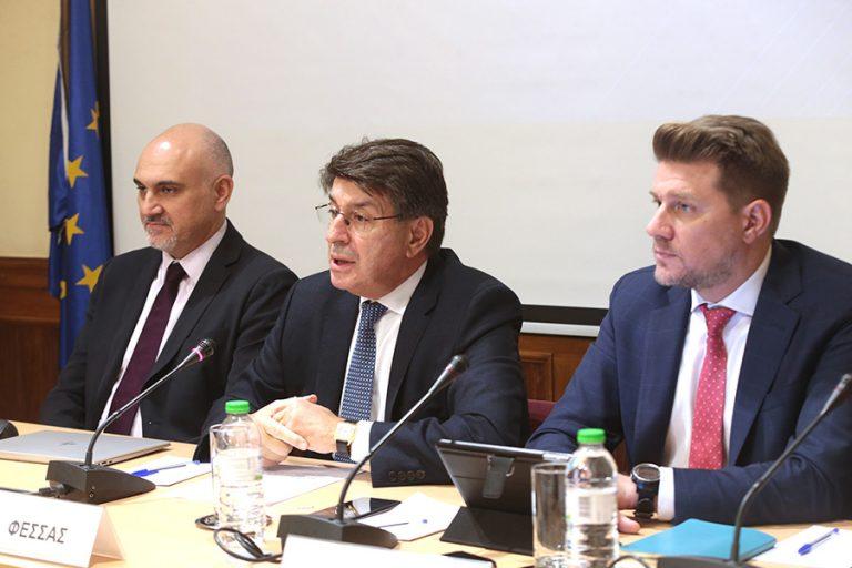 Φέσσας: Εφικτός ο στόχος για ανάπτυξη 2,8% το 2020