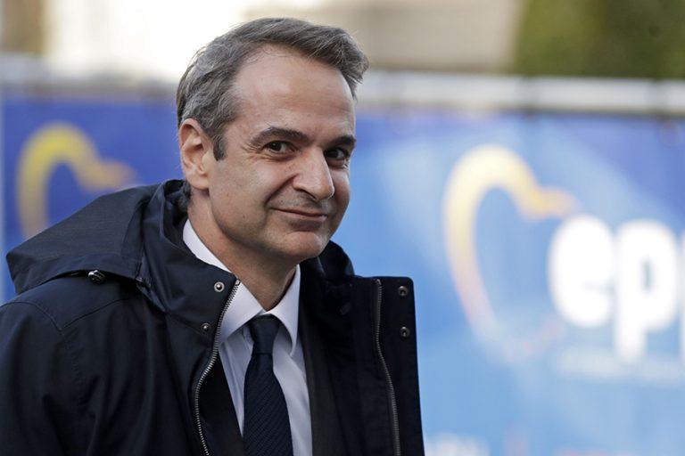 Μητσοτάκης: Η Ελλάδα σήμερα θα λάβει την έμπρακτη στήριξη της ΕΕ απέναντι στην Τουρκία