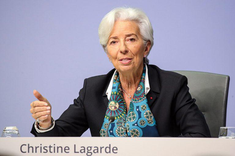 Η ΕΚΤ ρίχνει χρήμα για να αντιμετωπίσει τον κορωνοϊό- Οι δηλώσεις Λαγκάρντ