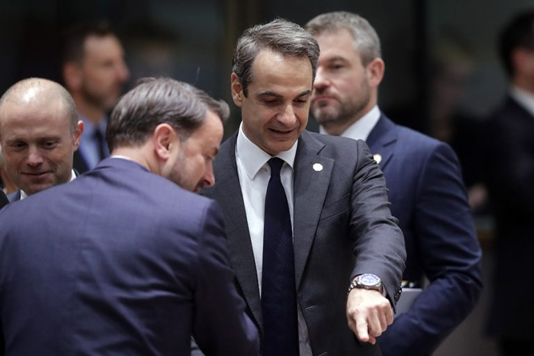 Στο τραπέζι των Ευρωπαίων ηγετών οι ελληνικές θέσεις για την τουρκική προκλητικότητα