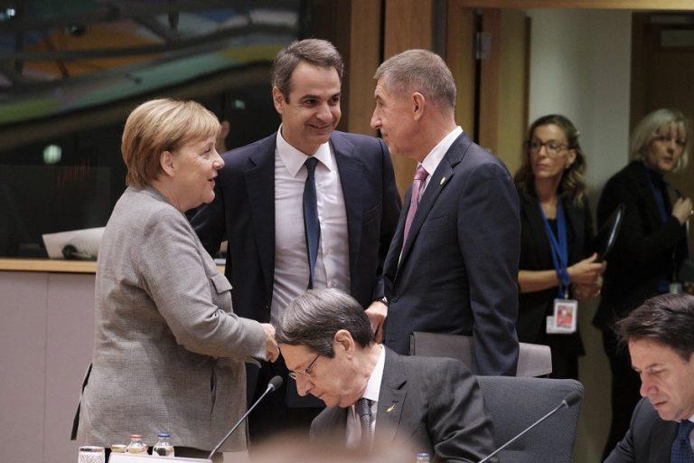 Ικανοποίηση στο Μαξίμου για τη διπλωματική απομόνωση της Άγκυρας