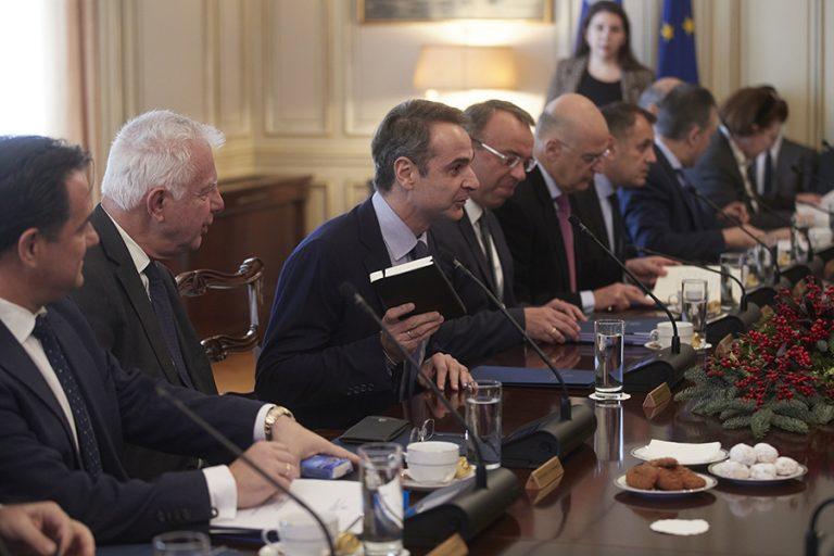 Υπουργικό Συμβούλιο: Όλες οι αποφάσεις για πορείες, κοινωνικό μέρισμα και επίδομα γέννησης