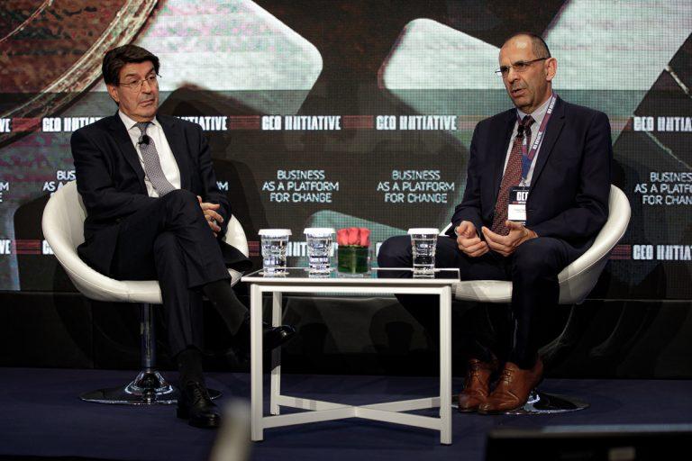 CEO Initiative: Το debate Φέσσα – Γεραπετρίτη και οι προτεραιότητες της κυβέρνησης