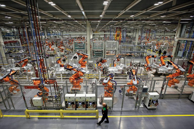 Μύθοι και αλήθειες πίσω από τα ροµπότ και τις θέσεις εργασίας