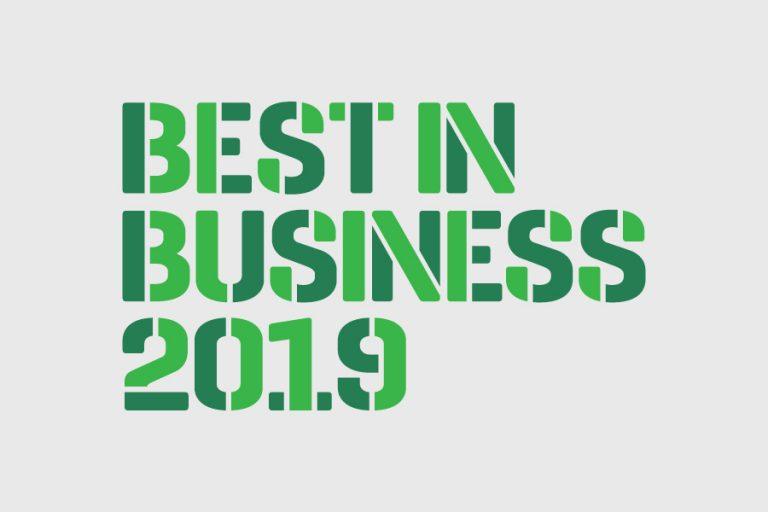 Βest in Business: Οι επιχειρήσεις που ξεχώρισαν στην Ελλάδα το 2019