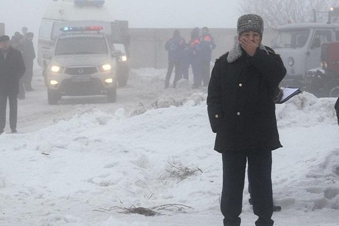 Συνετρίβη αεροσκάφος με 100 επιβαίνοντες στο Καζακστάν (Βίντεο)