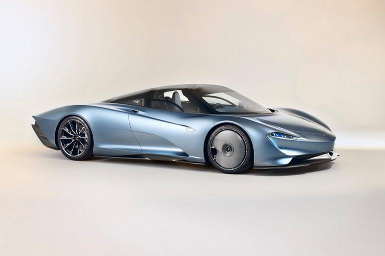 Το «supercar των supercars» παρουσίασε η McLaren