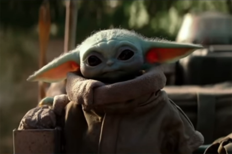 Η μανία του Baby Yoda δεν λέει να κοπάσει