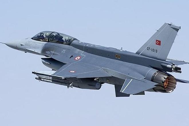 Μέσα σε 24 λεπτά, τουρκικά F-16 πέταξαν 12 φορές πάνω απότα ελληνικά νησιά