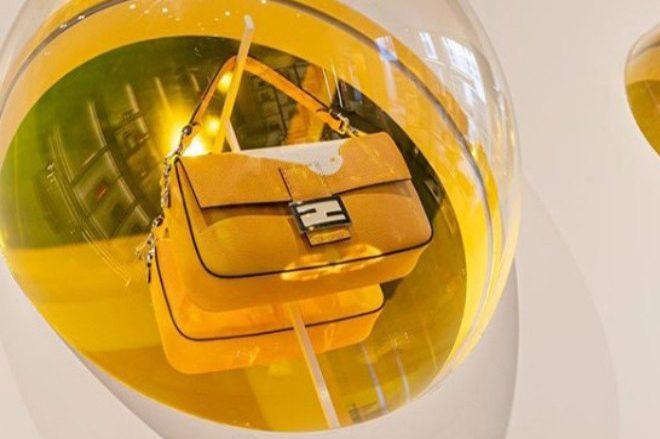 O οίκος μόδας Fendi λάνσαρε την πρώτη αρωματισμένη τσάντα