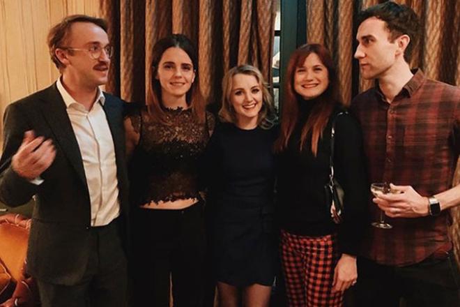 Μεγάλο reunion για τους αστέρες των ταινιών Harry Potter