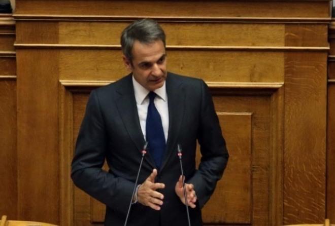 Mητσοτάκης: Τα μέτρα που ανακουφίζουν την μεσαία τάξη – Δέσμευση για μείωση ΕΝΦΙΑ και εισφοράς αλληλεγγύης