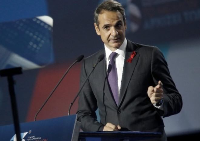 Παρασκευή και Δευτέρα οι συναντήσεις Μητσοτάκη με τους πολιτικούς αρχηγούς