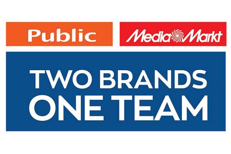 Επίσημη αρχή για την κοινή πορεία των Public – MediaMarkt