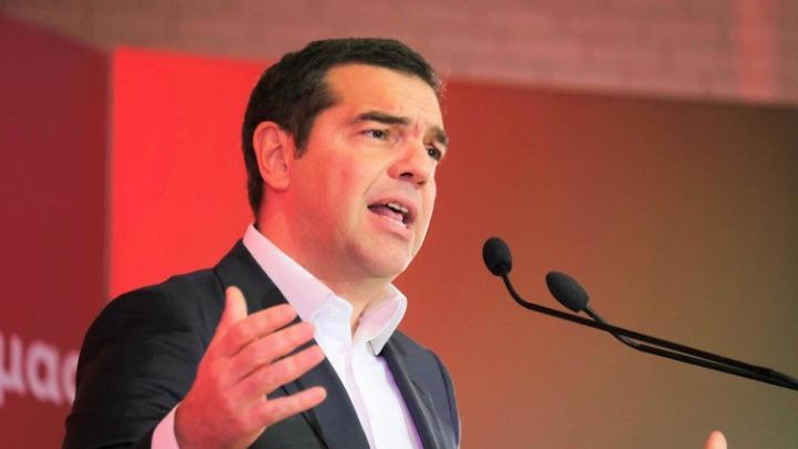 Τσίπρας: «Λαϊκισμός είναι η στάση της ΝΔ απέναντι στο Μακεδονικό»