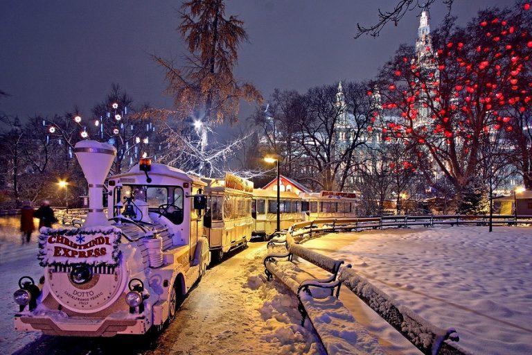 Οι δέκα πιο μαγευτικές πόλεις της Ευρώπης για να περάσετε τα Χριστούγεννα