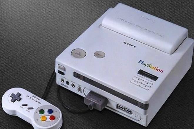 Στο «σφυρί» το αυθεντικό πρωτότυπο PlayStation