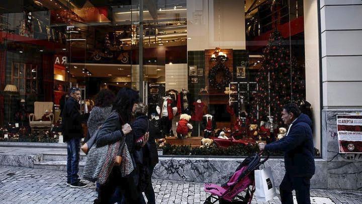 Ανοιχτά θα είναι σήμερα τα εμπορικά καταστήματα – Το ωράριο για τις επόμενες μέρες των γιορτών