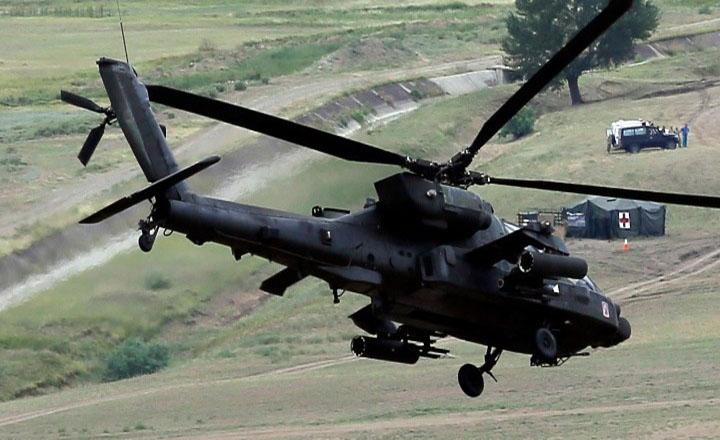 Κροατία: Στρατιωτικό ελικόπτερο συνετρίβη στην Ανδριατική