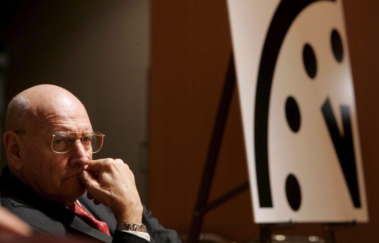 «Ρολόι της Αποκάλυψης»: Μόλις 100 δευτερόλεπτα από την απόλυτη καταστροφή του πλανήτη