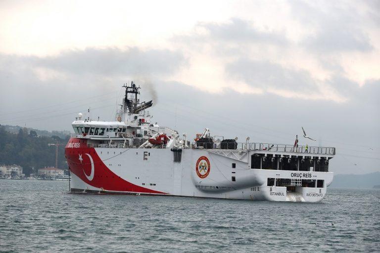 Ελληνική αξίωση στο ΝΑΤΟ: «Πρώτα να αποχωρήσει το Oruc Reis»