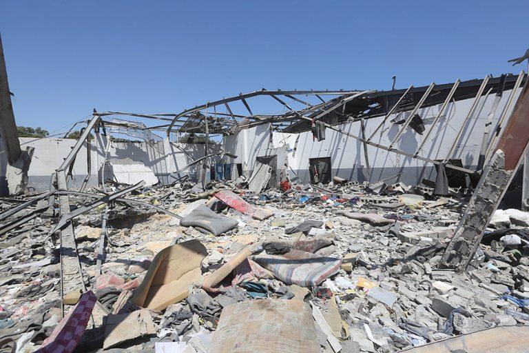 Η έντονη, αλλά πολύ αργοπορημένη, πρώτη αντίδραση της ΕΕ για την ρωσοτουρκική εμπλοκή στη Λιβύη