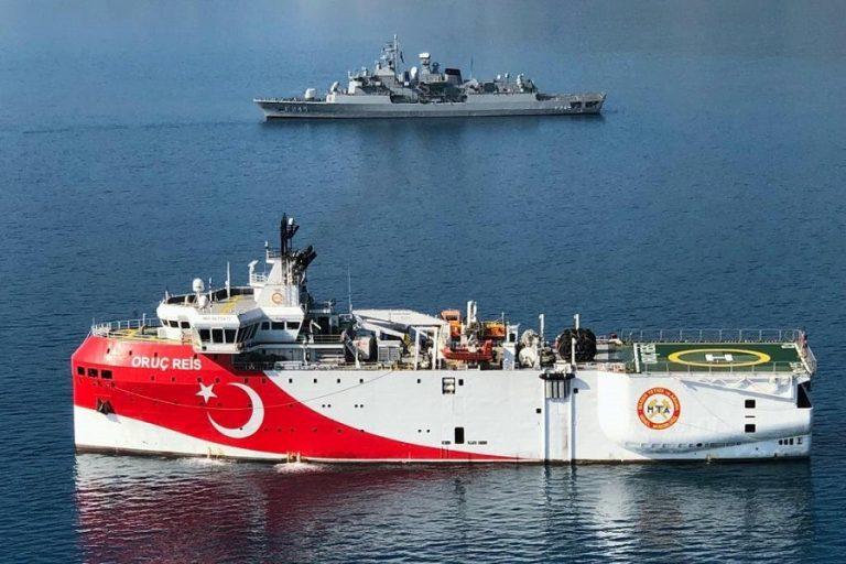 Συναγερμός για τουρκικό ερευνητικό: Πλέει σε ελληνική υφαλοκρηπίδα