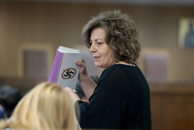 Μάγδα Φύσσα: Δεν ήξερα και δεν αποδέχομαι την πρόταση Βαρουφάκη για την Προεδρία της Δημοκρατίας