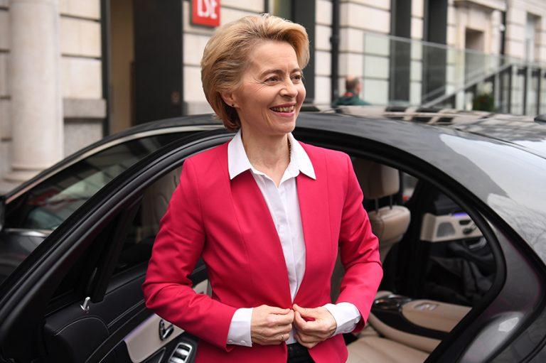 Η πρόεδρος της Κομισιόν μίλησε ξεκάθαρα: Το Brexit θα αλλάξει τα πάντα στις βρετανικές τράπεζες