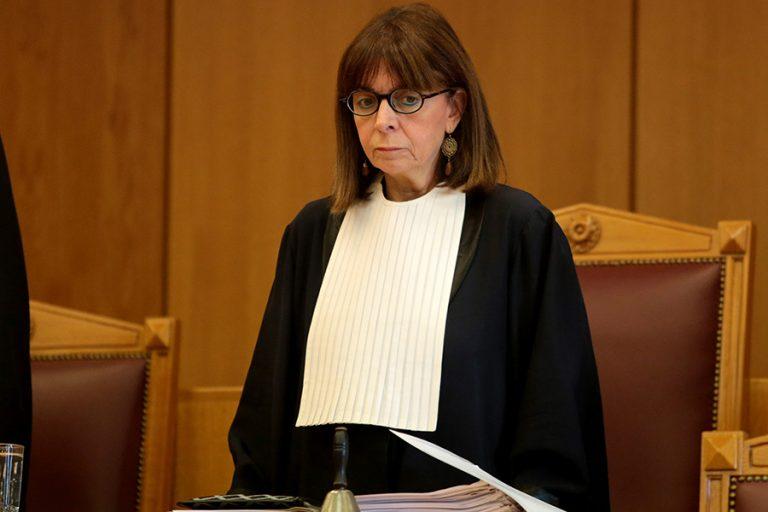 Έκπληξη από τον Κυριάκο Μητσοτάκη: H Αικατερίνη Σακελλαροπούλου πρώτη γυναίκα υποψήφια για ΠτΔ