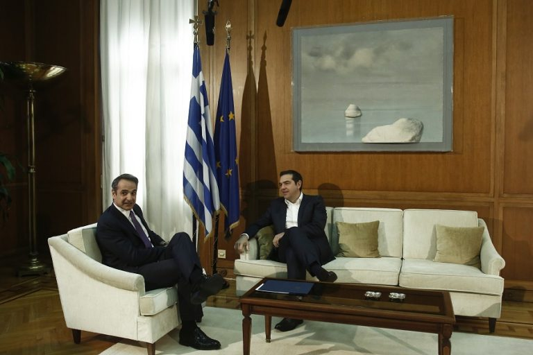 Δημοσκόπηση: Πάνω από 15 μονάδες η διαφορά ΝΔ – ΣΥΡΙΖΑ, κάτω από 5% το ΚΙΝΑΛ