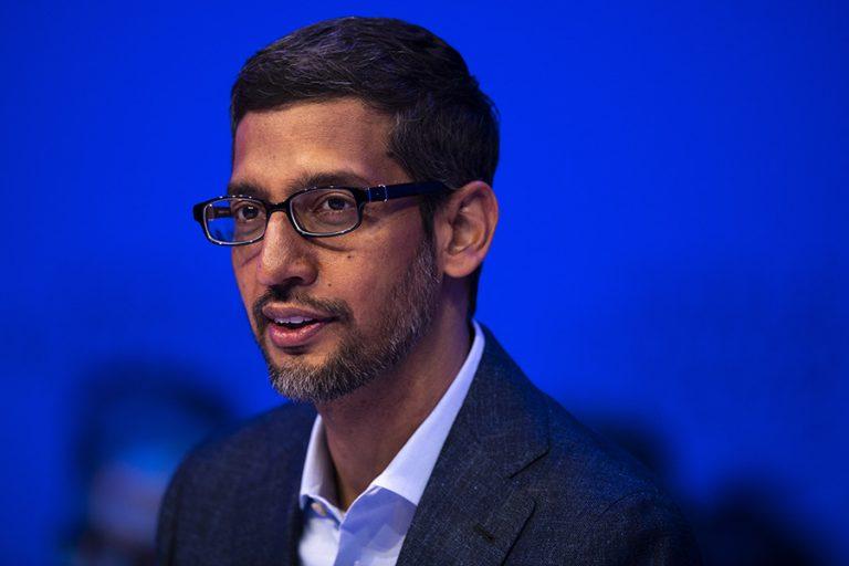 Μια συζήτηση με τον Sundar Pichai, το νέο αφεντικό της Google