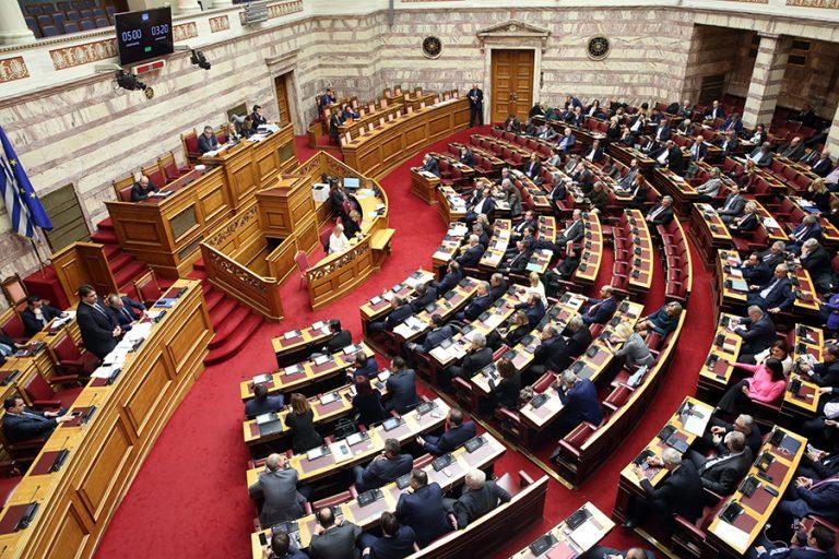 Κατατέθηκε στη βουλή το ασφαλιστικό νομοσχέδιο – Τι προβλέπει για συντάξεις και εισφορές