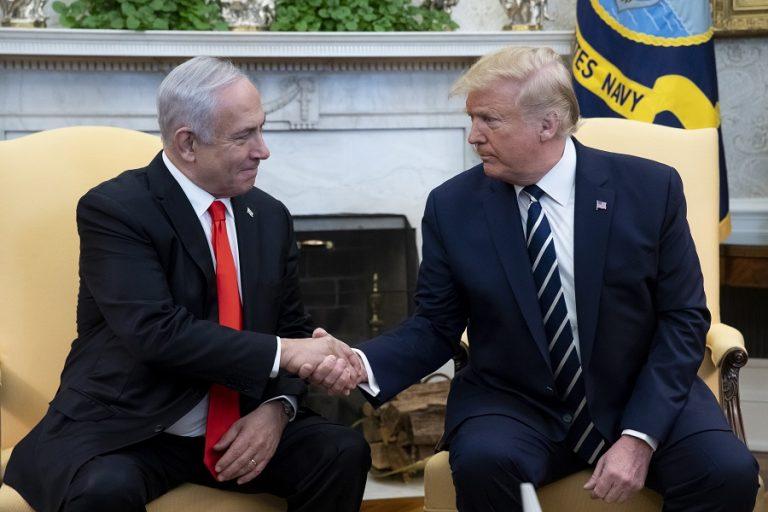Ναι από Ισραήλ, όχι Παλαιστινίων στο σχέδιο Τραμπ