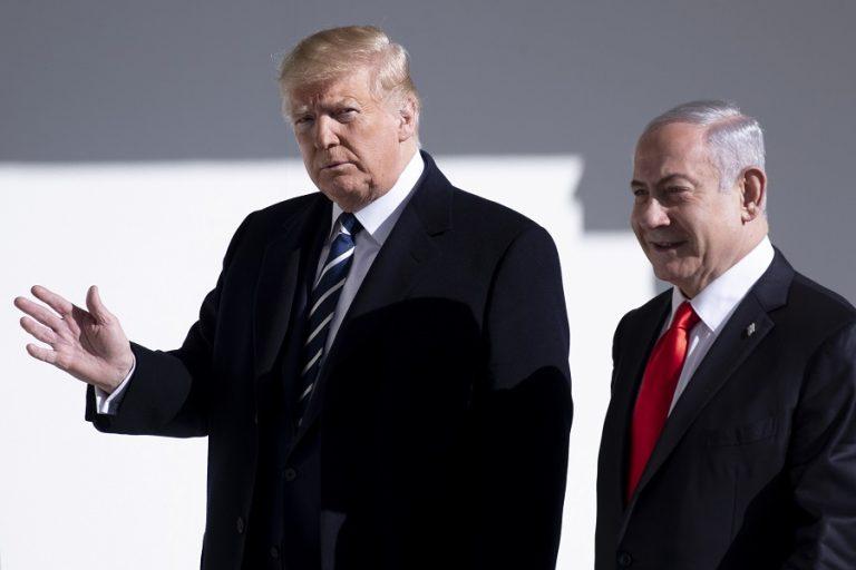 Αυτό είναι το ειρηνευτικό σχέδιο του Τραμπ για τη Μέση Ανατολή