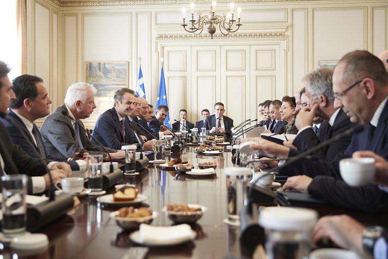 «Τσουνάμι» νομοσχεδίων στο υπουργικό συμβούλιο- Τι περιμένουμε τον Ιούλιο
