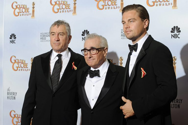 Ο Σκορσέζε ετοιμάζει ταινία με Ρόμπερντ Ντε Νίρο και Λεονάρντο ΝτιΚάπριο