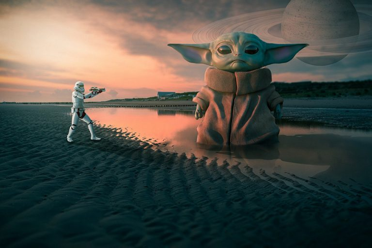Baby Yoda εναντίον Witcher: Ποιος θα επικρατήσει;