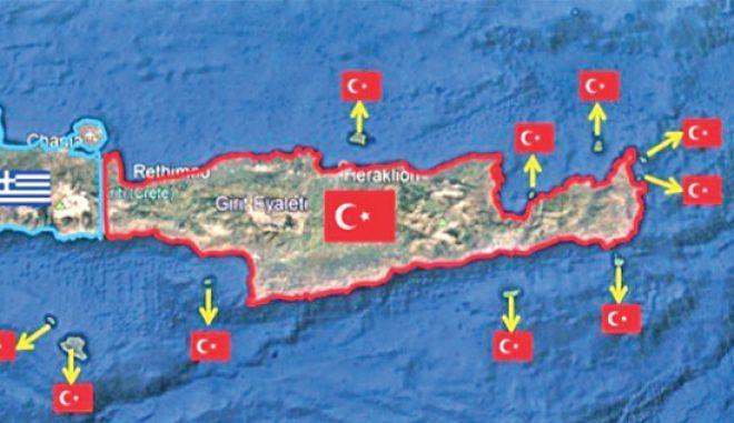Σε παράκρουση η Τουρκία για την Κρήτη: Είπαν στον Ερντογάν ότι ελληνικά είναι μόνο τα Χανιά