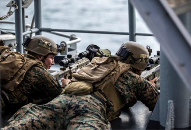 Η επίλεκτη στρατιωτική ομάδα που στέλνουν οι ΗΠΑ στη Μέση Ανατολή