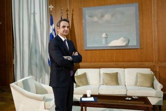 Μαξίμου: Σταθερή επιλογή του πρωθυπουργού να συζητά με τις πολιτικές δυνάμεις κάθε κρίσιμο θέμα
