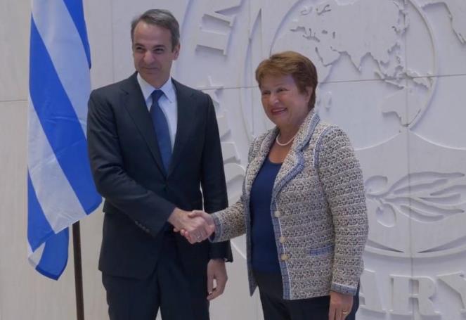 Ο Πρωθυπουργός ανακοίνωσε το κλείσιμο του γραφείου του ΔΝΤ στην Αθήνα