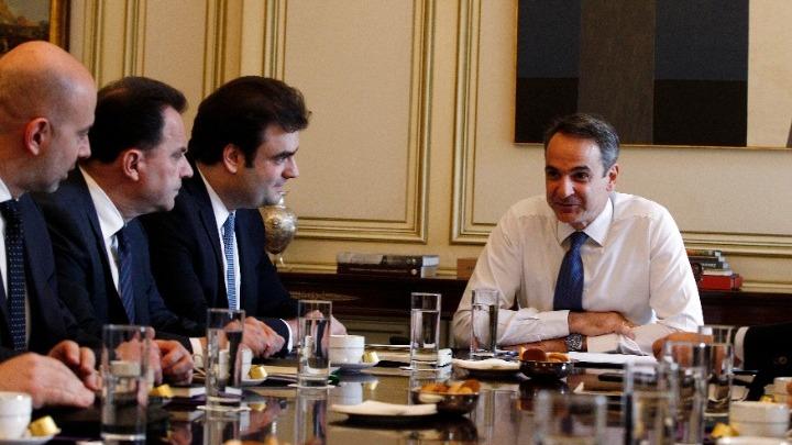 Tην πλατφόρμα «gov.gr» παρουσίασε ο Kυριάκος Πιερρακάκης στον πρωθυπουργό (βίντεο)