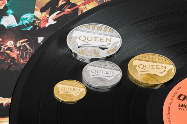 Οι Queen είναι το πρώτο ροκ συγκρότημα που τιμάται με σειρά συλλεκτικών νομισμάτων (Βίντεο)