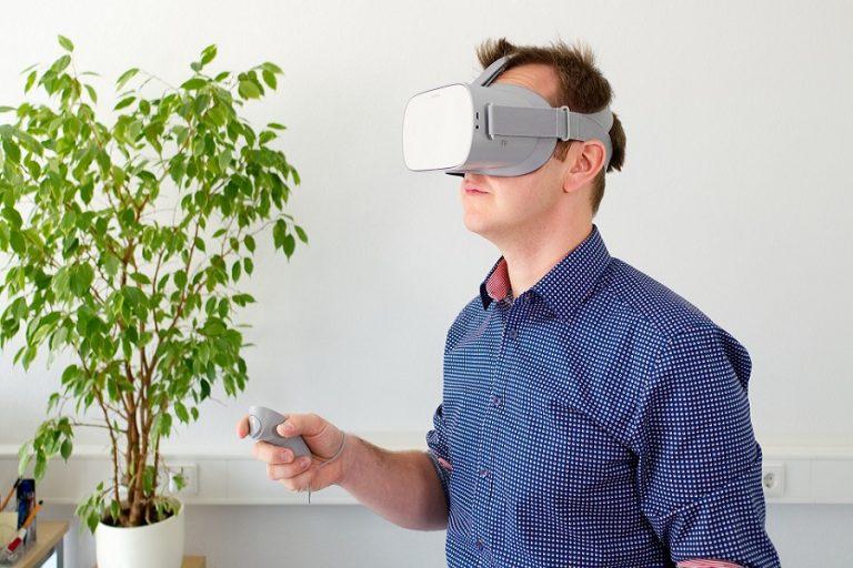 Η εικονική πραγματικότητα μπορεί να εκπαιδεύσει έναν εργαζόμενο σε δέκα λεπτά