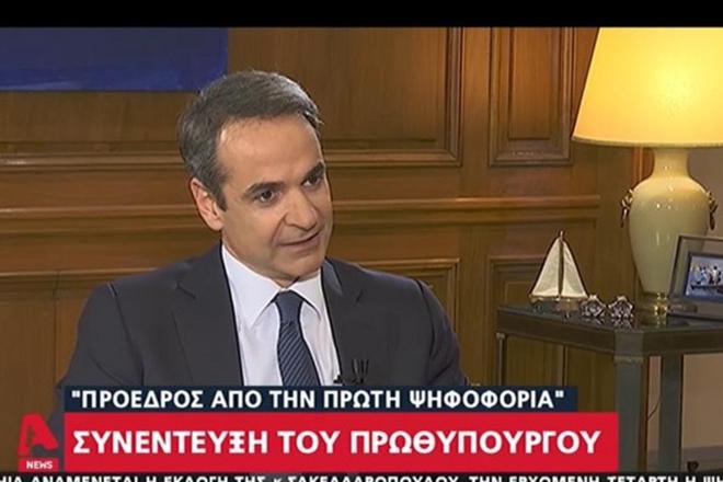 Μητσοτάκης: Ελληνικό βέτο για τη Λιβύη εάν δεν ανακληθεί η συμφωνία με την Τουρκία
