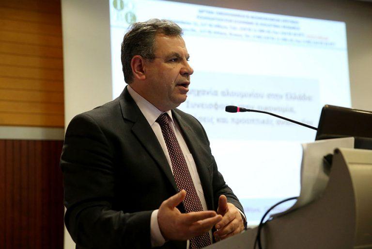 Ανάπτυξη από 2,2% ως 2,5% αναμένει για το 2020 το ΙΟΒΕ