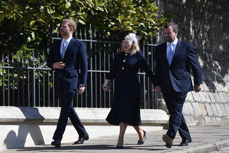 Διαζύγιο παίρνει ο Πίτερ Φίλιπς, εγγονός της βασίλισσας Ελισάβετ, μετά από 12 χρόνια γάμου